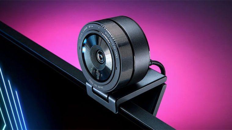Razer Kiyo Pro web kamerası duyuruldu