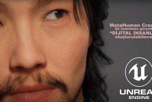 Unreal Engine 4 için MetaHuman Creator tanıtıldı